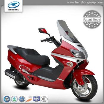Confortable unique 125cc motorcycle