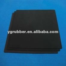 Black Foam Rubber Sheets/Sheeting
