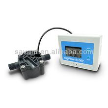 """1/4"""" BSP DigiFlow 8100T In-line flow meter 1 electronic flow meter"""