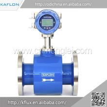 electromagnetic flow meter water flow meter food drink mag flowmeter
