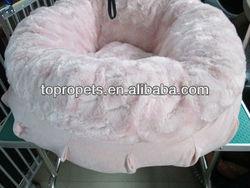 Pet Dog Puppy Cat Soft Fleece Warm Bed House Plush Nest Mat Pad Mat