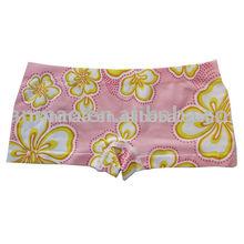 2013 fashion design seamless women's boxer underwear