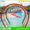fiberglass playground price theme aqua water park spray loop play park slides equipment amusement for sale from china