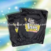 Black Fashion Nonwoven Bag