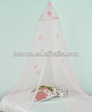 flower decoration bed canopy