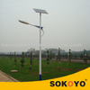 CE /GMC approved solar-powered 42W LED street light