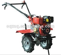 MeiQi 6HP178F Multifunctional diesel mini rotary farm tiller