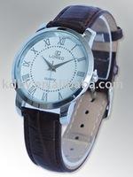 koda Leather strap Men Quartz watch best watches small wrists