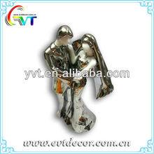 Ceramic Loving Couple Figurines