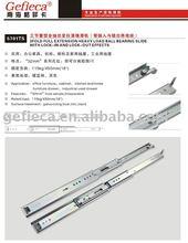 heavy load ball bearing drawer slide,drawer runner, heavy duty slide