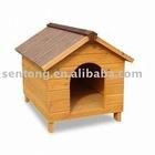 Waterproof Dog Wooden House