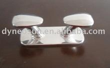 Stainless steel marine bollard cleats