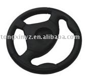 High-quality Car Steering Wheel Cover (high-tech PU) N01