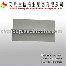sand blasting aluminium profile for side opening window