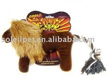 Pet Toy - Dog toy safari world collection- lion P3395