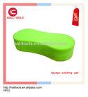Green Sponge Polishing Pad