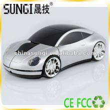 Fashionable Optical Wireless Car Shaped Mouse