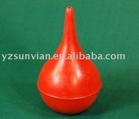 Size 30ml,60ml,90ml of Rubber Ear Syringe