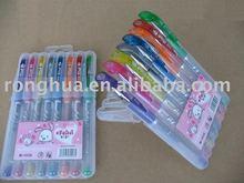 Glitter Gel Ink Pen WY-1038