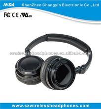 2012 hot selling computer cordless headphone/headset/earphone DA602