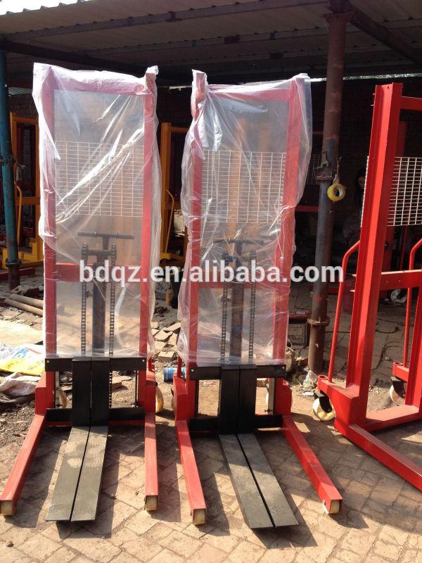 Mano transpallet/carrello elevatore usato-Carrello elevatore-Id prodotto:323994392-italian ...