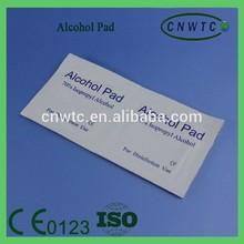 70% Isopropyl alcohol pad