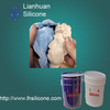 Liquid silicone rubber for plaster statues molds,pu mold release agent