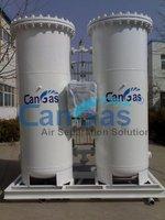 Nitrogen gas generator and liquid nitrogen generator