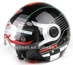 YOHE ABS ECE half face helmet 852