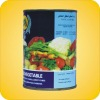 canned mix vegetable
