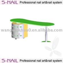 Fashion nail table salon table, nail art salon nail table, professional nail table