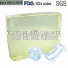 Raw Material for Sanitary Napkin Baby Diaper , Adhesive for Sanitary Napkin