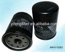 TOYOTA OEM Oil Filter 90915-YZZE2 for Toyota Avensis, RAV 4, Previa ACR30/CLR30/MCR30