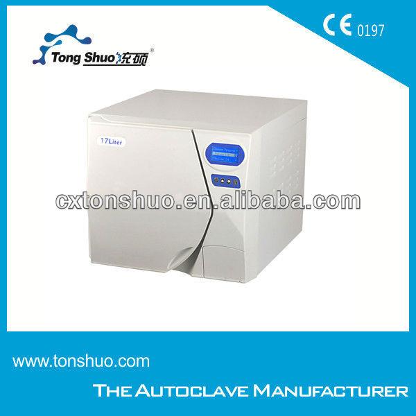 Pre- de vapor al vacío médico autoclave esterilizador