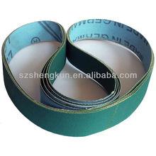 Aluminium,Zirconia,Ceramic and surface conditioning industrial grinders Sanding belt
