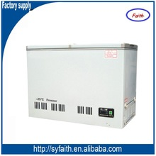 -25 to -86 Celsius deep freezer with 120L-560L volume and power 220V 50Hz/60Hz