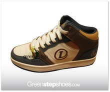 latest popular kid skateboard shoe