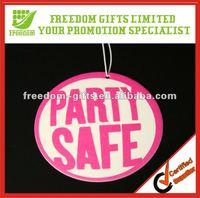 Party Safe Best Car Air Freshener