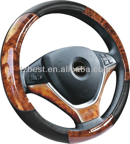 pvc auto steering wheel cover