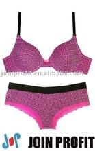 Ladies fashion lingerie, Bra sets, underwear