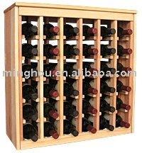 36 Bottle Deluxe wine bottle stand,wine shelf