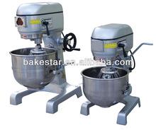 40L S.S high bubble volume planetary mixer/Cake Blender/Food Mixer