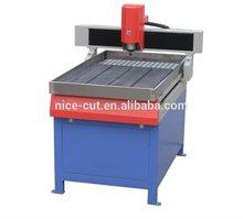NC-M6090 stone engraving machine engrave ceramic tile