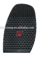 rubber half sole for repair shoes