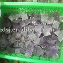 Natural Amethyst Crystal Pyramid