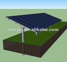 solar pv ground mounts