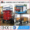 Hydraulic raising equipment/goods lifting platform/hydraulic sissor lift(motor unit hydraulic platform)