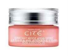 Pure Rose Essential Oil Skin Moisturizing Face Cream 50g
