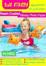 115g one side glossy inkjet photo paper