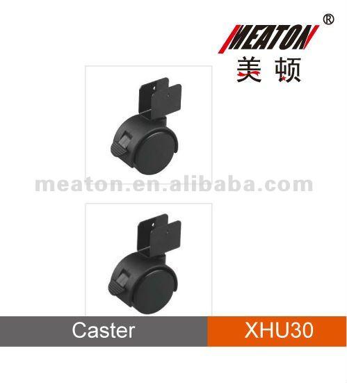 U-Channel caster wheel